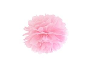 jasno różowy